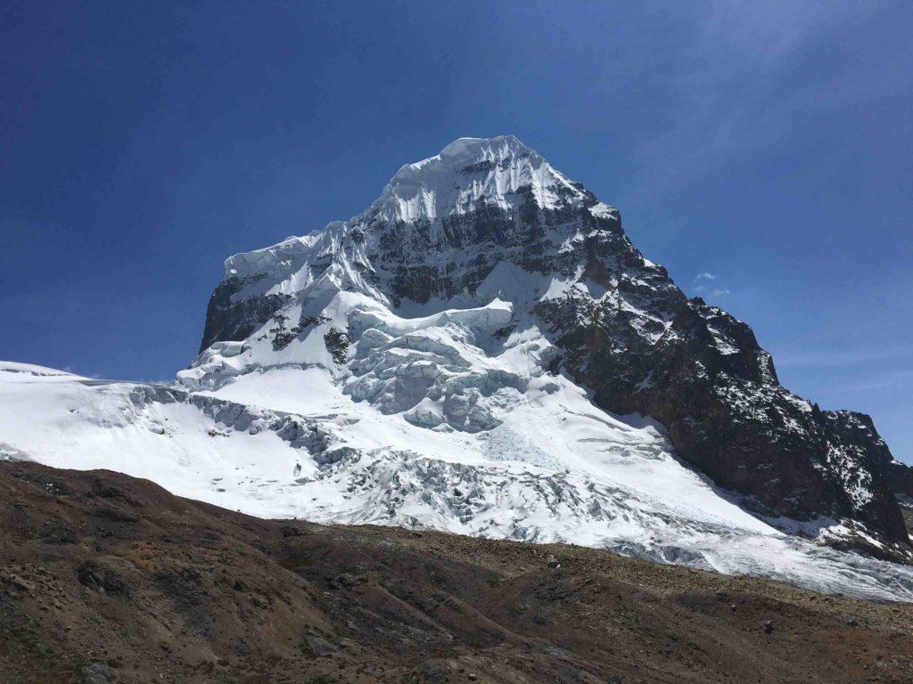 Mt. Trapecio, 18,582 ft